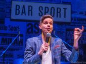 Lorenzo Baglioni ne I racconti del bar sport