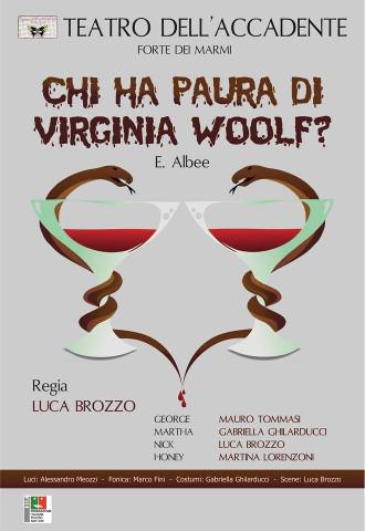 """""""Chi ha paura di Virginia Woolf?"""" al Teatro dei Rassicurati di Montecarlo"""