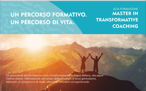 Master in Transformative Coaching a Cagliari
