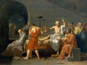 morte di Socrate