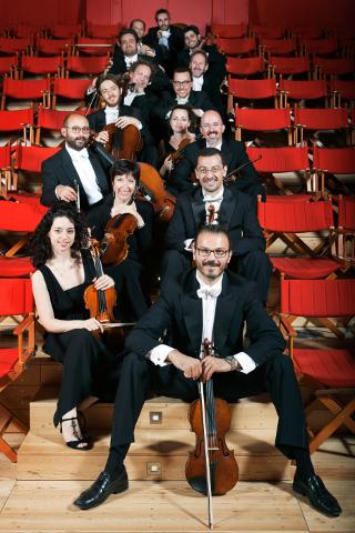 A L'Aquila concerto dei Solisti Aquilani diretti da Vladimir Ashkenazy