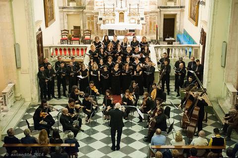 studium canticum con orchestra