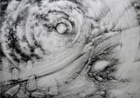 """L'esposizione """"Arte del Sognare"""" a Forte dei Marmi"""