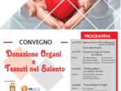 xonvegno su donazioni di organi e tessuti nel Salento