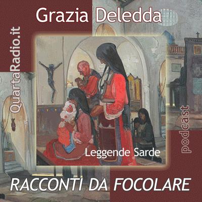 Grazia Deledda su Quarta Radio con le Leggende sarde