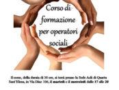 corso per operatori sociali a Quartu