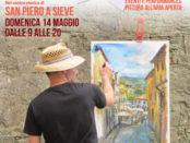 estemporanea 2017 a San Piero a Sieve