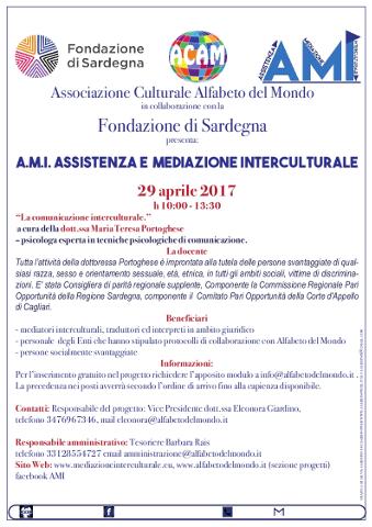 Seminario sulla comunicazione interculturale a Cagliari