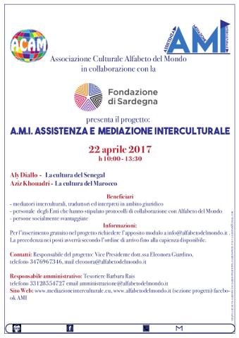Prosegue a Cagliari la formazione per mediatore interculturale