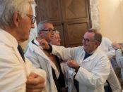 medici si vaccinano
