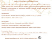 la mostra ReSÒNAnT a Locri