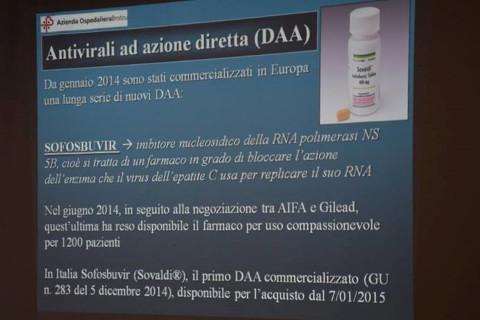 antivirali ad azione diretta