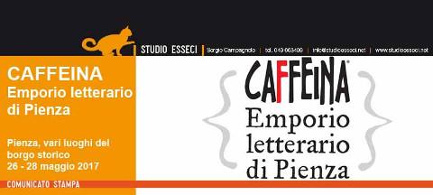 """Arriva """"CAFFEINA – Emporio letterario di Pienza"""""""