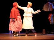Teatro Instabile in Cappuccetto Rosso Rap