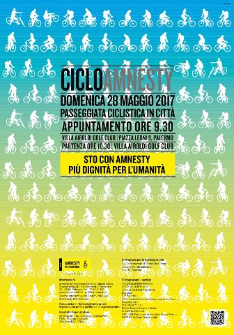 A Palermo torna CicloAmnesty