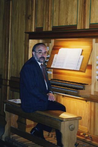 L'organista basco Esteban Elizondo Iriarte in concerto a Firenze