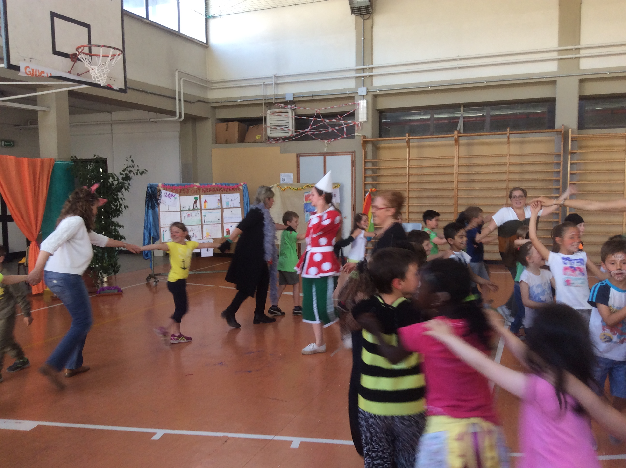 Borgo S. Lorenzo: che divertimento alla scuola primaria!