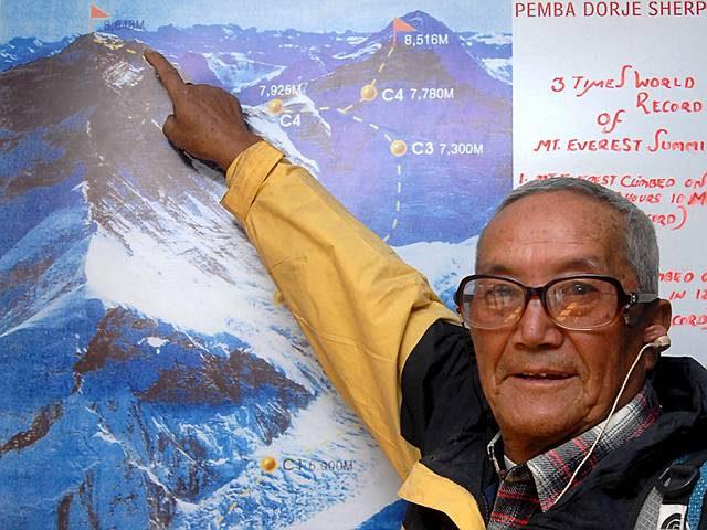 Voleva battere il record di scalatore più vecchio del mondo. Morto Min Bahadur Sherchan