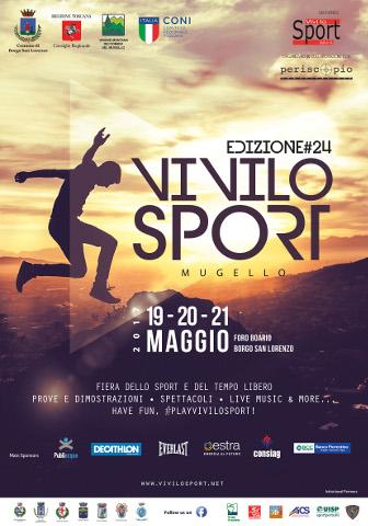 Ultimi preparativi per la 24° edizione di Vivilosport