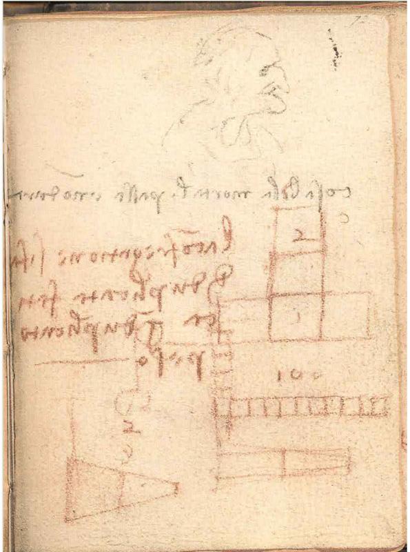 Da Vinci studio' anche la forza dell'attrito. Oggi Ian Hutchings, ricercatore di Cambridge, lo conferma