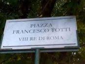piazza francesco totti