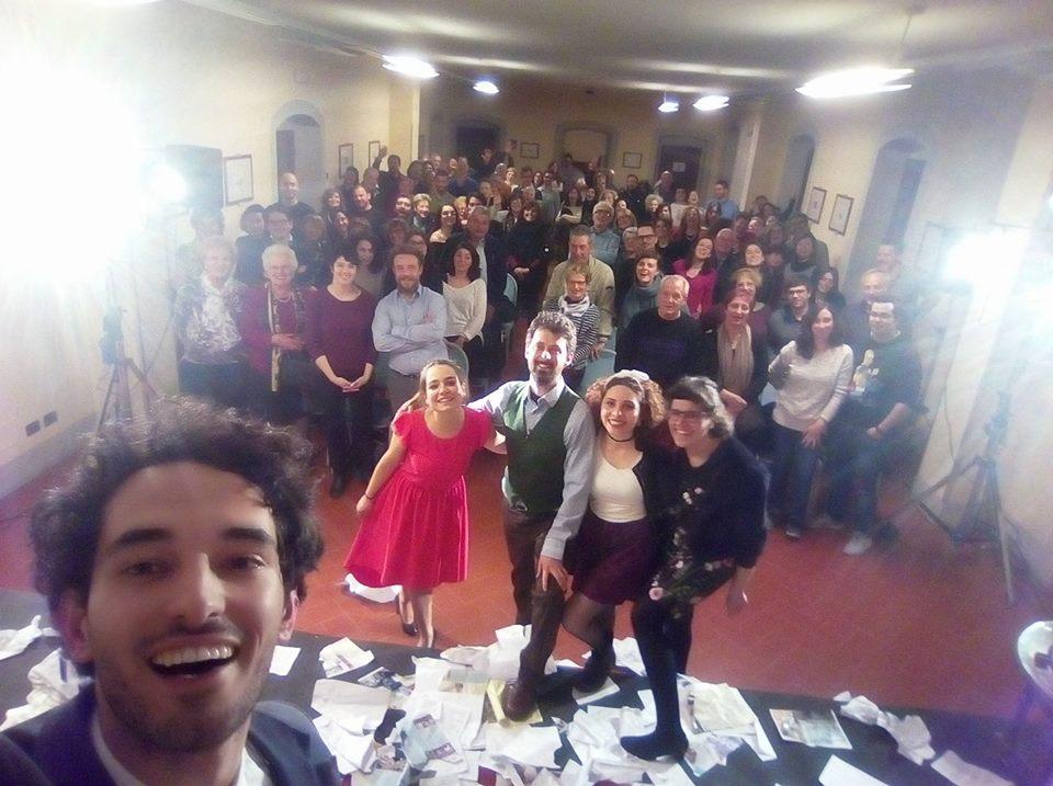 Mugello: Taboo al Compostela Forum ed è subito allegria!