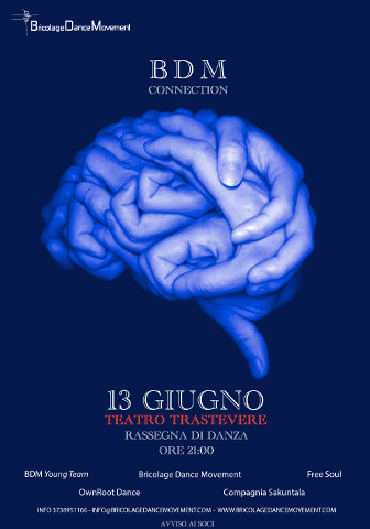 BDM Connection: rassegna di danza al Teatro Trastevere di Roma