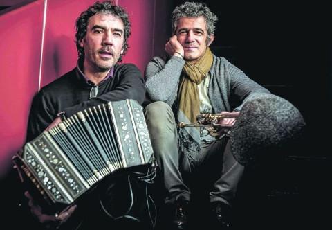 Paolo Fresu, Daniele Di Bonaventura e Connie Valentini al Fasano Jazz