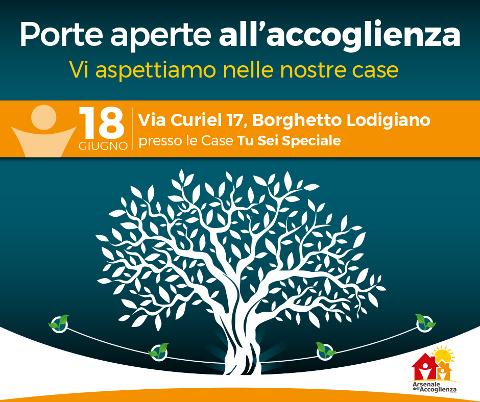 """""""Porte aperte all'accoglienza"""" a Borghetto Lodigiano"""
