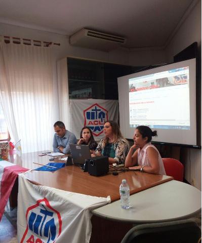 Seminario su servizio civile a Cagliari