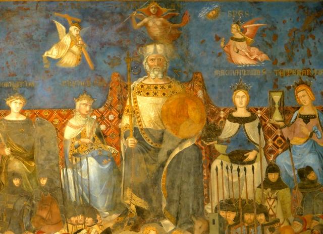 """""""Siena e i suoi geni"""": un mini tour alla scoperta di Ambrogio Lorenzetti"""