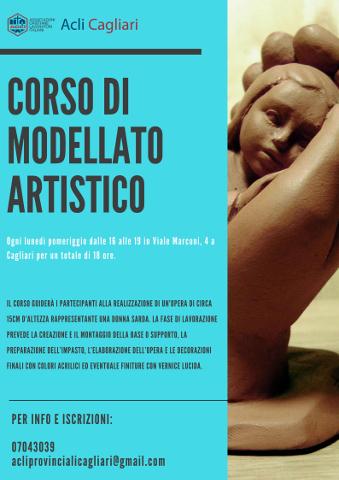 corso di modellato artistico a Cagliari