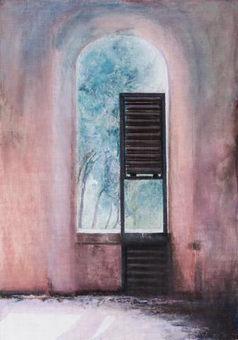 David Finkbeiner: un artista made in Usa innamorato di Lucca e della Toscana