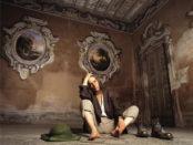 Patti Smith fotografata da Guido Harari