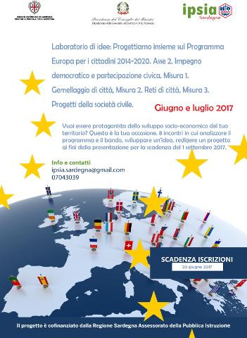 Laboratori di europrogettazione in Sardegna