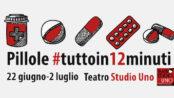 pillole 2017 al Teatro Studio Uno