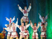 grupo folk bielorusso CHABAROK