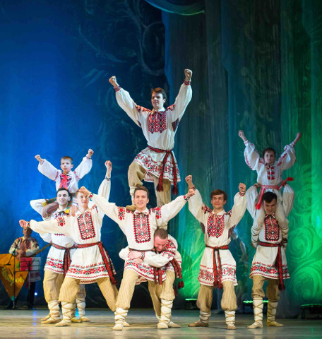 2 gruppi folk bielorussi ai festival internazionali nel sud Sardegna