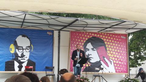Marco Cubeddu a Gavoi