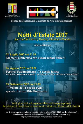 Notti d'Estate 2017