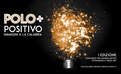 """""""Polopositivo- Immagini per la Calabria"""": concorso per giovani artisti"""