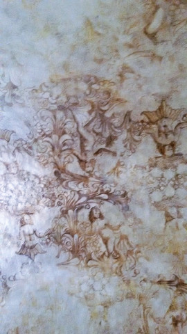affreschi santuario ss. cosma e damiano