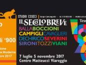 mostra Il secolo breve a Viareggio
