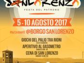 palio 2017 a Borgo San Lorenzo