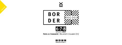 """II edizione di """"Rifugi d'aria_Border"""" a Belmonte Calabro"""