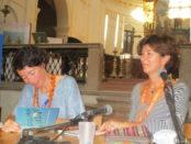 Ayelet Gundar-Goshen e Marina Astrologo
