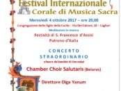 concerto coro Salutaris