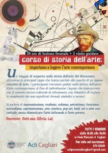 Corso sull'arte contemporanea a Cagliari