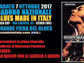 Fabio Rossi a Blues Made In Italy