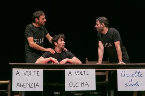 """""""Geppetto e Geppetto"""" in scena a Firenze"""